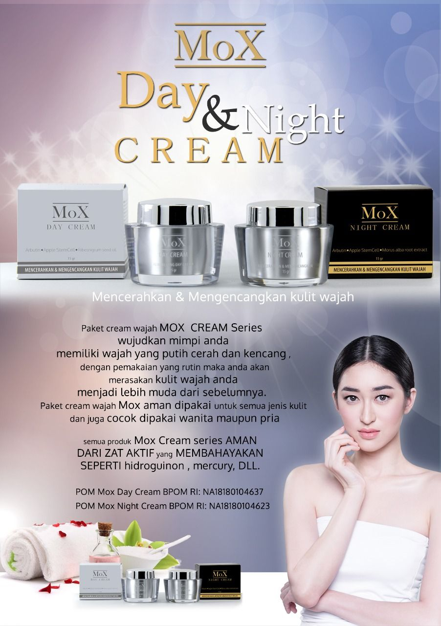 MoX Day and Night Cream 15 gr.