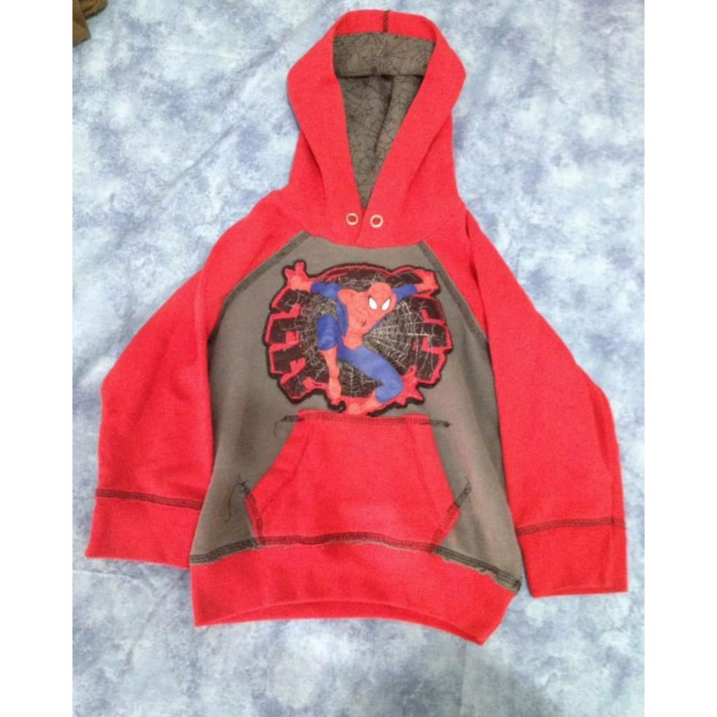 Disney - Marvel Spiderman Original Jaket Anak