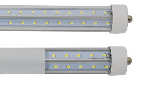 Lampu TL LED 2 x 16 W / Cover Acrylic Bening (Clear)