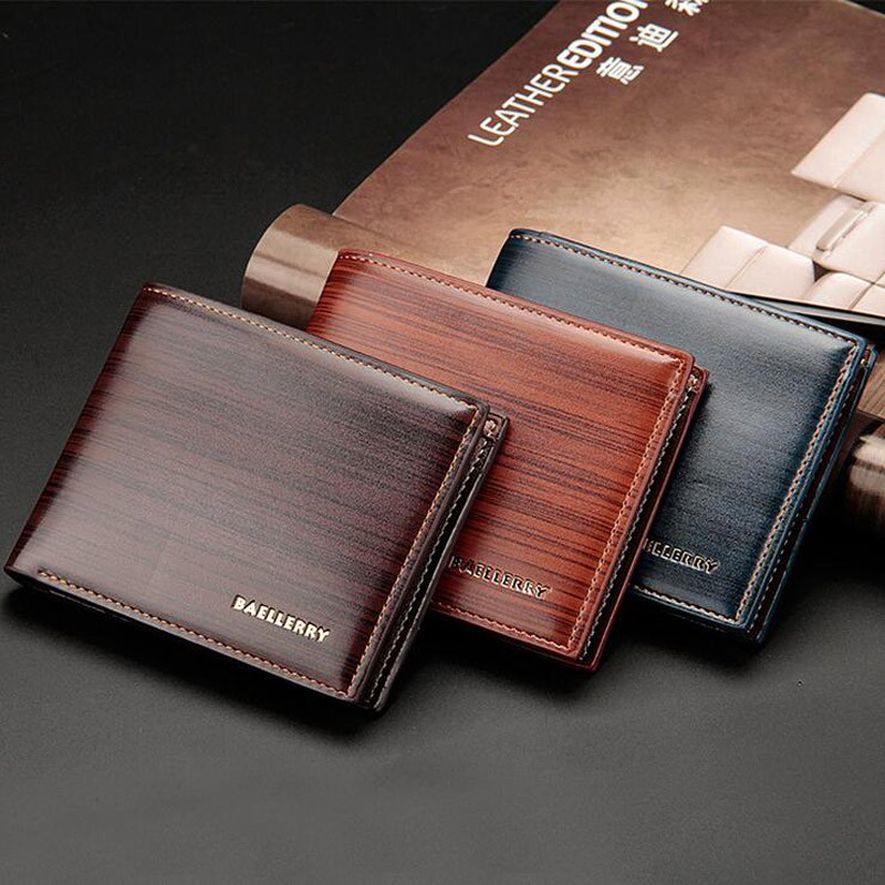 Dompet Lipat Pria BAELLERRY BR005 by WK Gallery