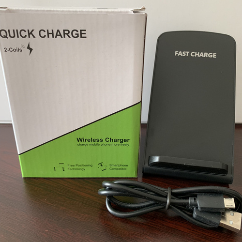 L8 Fast Wireless Charger Fast charging Samsung Iphone Quick charge